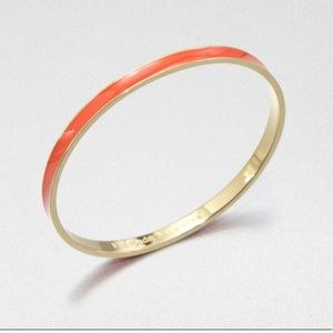 Kate Spade 🎀 sparks fly idiom bangle bracelet